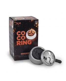 Charbon naturel DUM Coco Ring 1Kg
